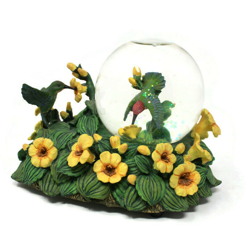 Primary image for  San Francisco Music Box Company National Geographic Hummingbird Snow Globe