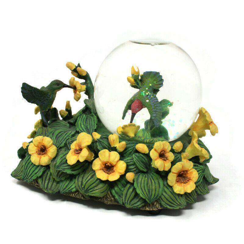 San Francisco Music Box Company National Geographic Hummingbird Snow Globe - $37.16
