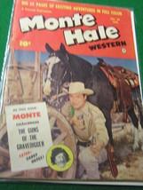 Vintage Comic-MONTE Hale 1947 April Vol.10.........SALE....FREE Postage Usa - $16.63