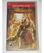 (Replacement Case & Manual) Sony PSP - GOD OF WAR - CHAINS OF OLYMPUS (N... - $10.00