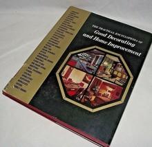 Home Improvement Decorating Encyclopedia 1970 Color Decor Style Ideas Vo... - $17.81