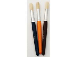 Chenille Kraft Paint Brushes, Set of 3