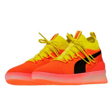 PUMA Clyde Court Disrupt Men's Basketball Shoes Red Blast 191715-02 - $100.00