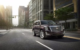 2015 Cadillac Escalade Platinum, 24X36 inch poster, luxury sedan  - $18.99