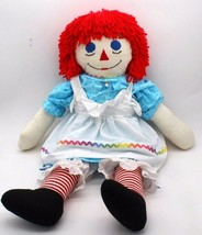"""LARGE 38"""" Raggedy Ann Doll Rare and well made. Blue eyes JUMBO GIANT - $53.99"""