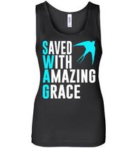 Saved With Amazing Grace Tank Top - $21.99+