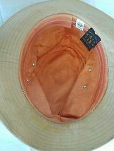 Dorfman Pacific Co. DPC Brown Safari Hat Size Large image 4