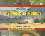 My Name Is Nobody (1973), Terence Hill NEW SEALED DVD