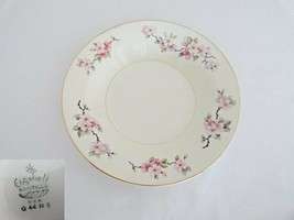Homer Laughlin Apple Blossom Soup Bowl - $9.27