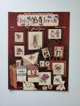 Beary Special Friends By Alma Lynne Bears Cross Stitch Pattern Book 22152   - $8.91