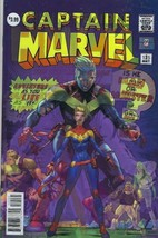 CAPTAIN MARVEL #125 LENTICULAR COVER INCREDIBLE HULK #1 COVER HOMAGE - $19.99