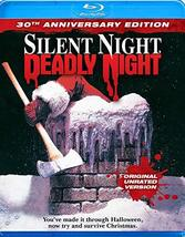 Silent Night Deadly Night Unrated 30th Anniversary Edition [Blu-ray]