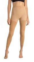 +MD 15-20mmHg Women's Footless Compression Pantyhose Tights Medical Qual... - $16.88