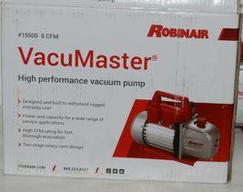 Robinair VacuMaster 15500 HVAC High Performance Two Stage Vacuum Pump image 7