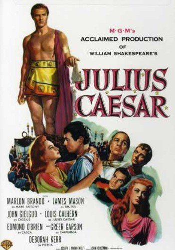 Primary image for Julius Caesar (1953) (DVD) [DVD]