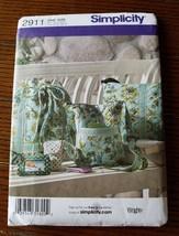 Simplicity Sewing Craft Pattern #2911 Uncut/Unused - $12.95