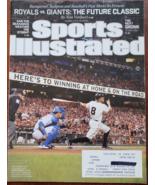 Sports Illustrated Nov 3 2014: Hunter Pence & The Giants, Glen Gronkowski - $7.95