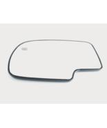Fits 00-06 Escalade Avalanche Suburban Left Driver Mirror Glass Heat w/B... - $17.77