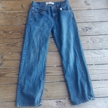 Levi Strauss & Co Mens 550 Relaxed Fit Tapered Leg Cotton Blue Jeans 14  - $31.71