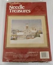 Needle Treasures Counted Cross Stitch Yankee Ingenuity Wilbur Meese 14 C... - $32.66