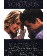 Sacred Intimacy [Paperback] Yorgason, Brenton G and Yorgason, Margaret - $1.50