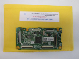LG EBR74828101 (EAX64703201) Main Logic CTRL Board for 42PA4500 (See List) - $21.95