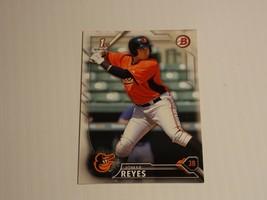 2016 Bowman Baseball Prospects #BP12 Jomar Reyes Baltimore Orioles - $1.50