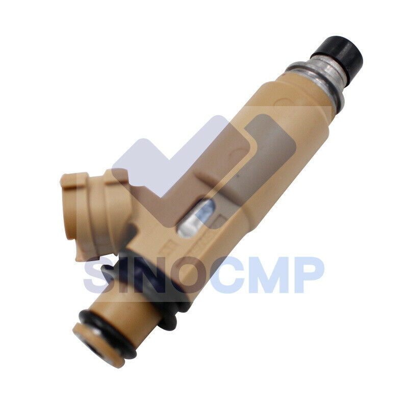 Injectors 23250-74170 New OEM Fuel InjectorsFits For Toyota Camry Rav4 Avensis image 4