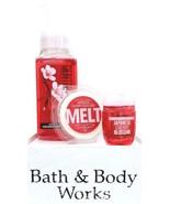 Bath & Body Works Japanese Cherry Blossom Foaming Hand Soap, Wax Melt, P... - $20.30