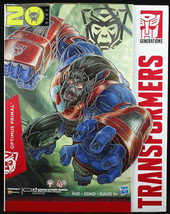 Optimus Primal Transformers Year of the Monkey Platinum Edition NIB - $44.50