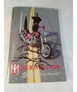 Milwaukee Iron Magazine Signed Randy Simpson - $7.91