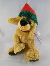 TY Beanie Baby Jingle Pup The Christmas Dog 2001 Mint with mint tag - $4.63