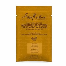 Shea Moisture Raw Shea Butter Deep Treatment Masque Packet's, 2 Ounce