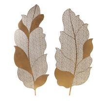 Uttermost 2-Pc Leaf Wall Art Set - $323.40