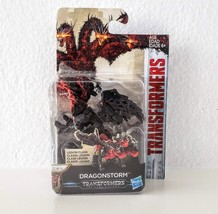 Transformers The Last Knight Legion Class Dragonstorm Mini figure movie  - $11.95
