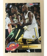 1993-94 Hoops Magic's All-Rookies #1 Chris Webber - $4.90