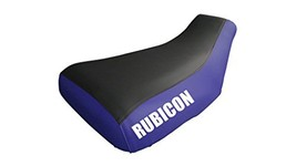 VPS Seat Cover Compatible With Honda Rubicon TRX500FPE 2005-11 Logo Blue... - $39.99