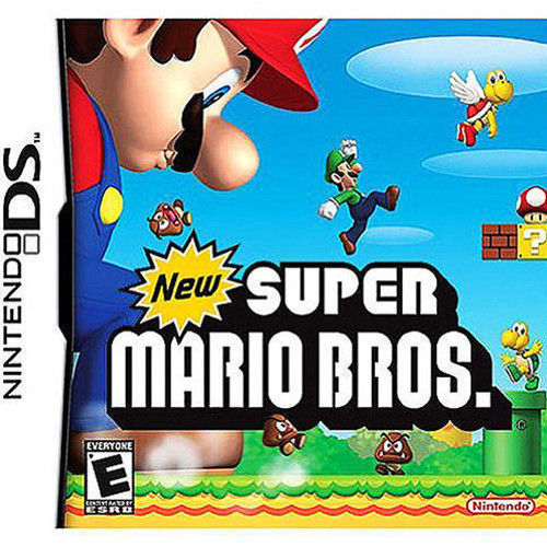 New Super Mario Bros. Nintendo DS Video Game Cartridge Only