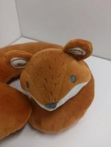 Childs U Shape Neck Pillow Fox Animal Travel Car Pillow Small - $14.69