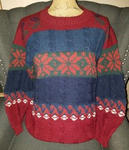 Alpaca wool men's sweater excellent quality - $65.00