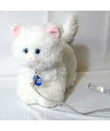 Build A Bear Promise Pets Himalayan Persian Cat Stuffed Plush White Coll... - $24.74