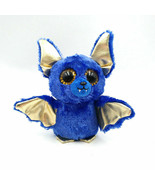 "Halloween Ty Beanie Boo Bat 9"" Ozzy Plush Stuffed Animal - $19.99"
