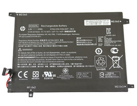 Hp Pavilion X2 10-N119TU P7G22PA Battery DO02XL 810985-005 HSTNN-DB7E HSTNN-LB6Y - $49.99