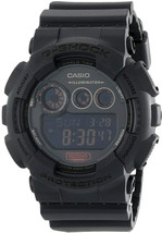 G-Shock GD-120 Military Black Sports Stylish Watch - Black / One Size - $227.60