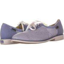 Keds 83 Oxford Style Lace Up Sneakers 739, BlueCanvas, 6 US - $36.97 CAD