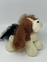 Ganz Webkinz Basset Hound HM013 Plush Stuffed Animal No Code  - $4.74