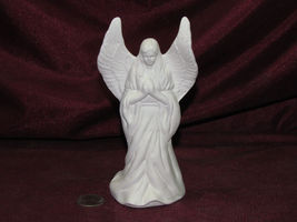 pyop Angel that is Praying U Paint Ready to Paint Ceramic Bisque - $6.99
