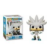 Sonic The Hedgehog Game Silver Hedgehog #633 POP! Vinyl Figure NEW UNUSED - $9.74