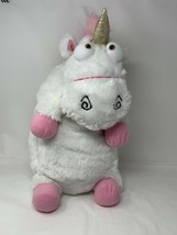 "Despicable Me Universal Studios Fluffy the Unicorn Backpack Souvenir 20"" Long - $36.50"