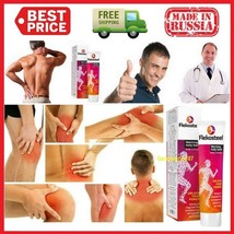 10Tubes FLEKOSTEEL WARMING BODY BALM for muscle joints high load Hendel ... - $79.19